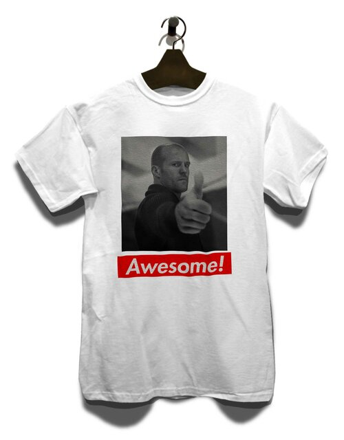Awesome 41 T-Shirt weiss L