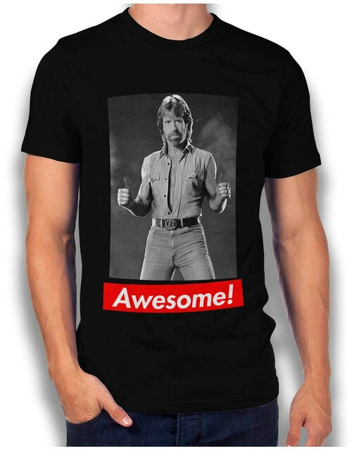 Awesome 20 T-Shirt schwarz L