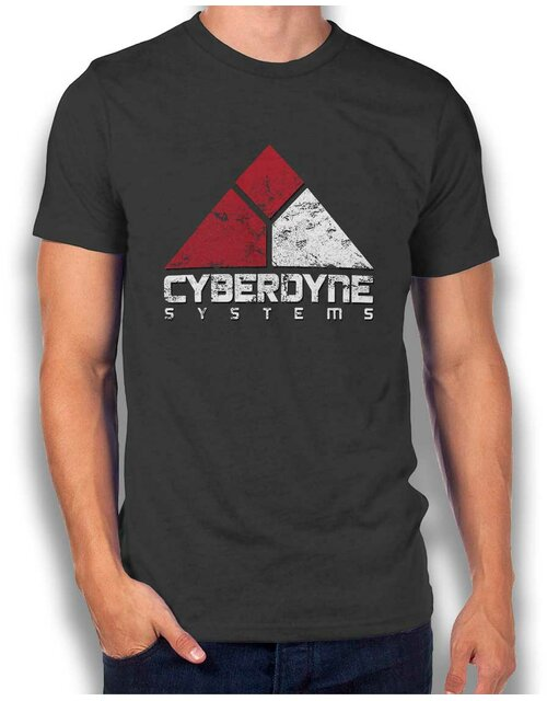 Cyberdyne Systems T-Shirt dark-gray L