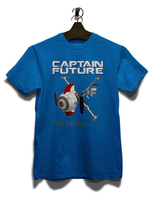 Captain Future The Comet T-Shirt