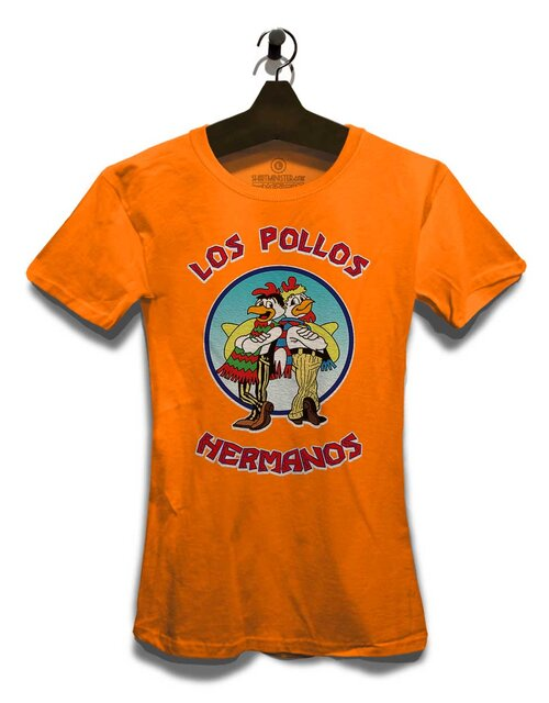 Los Pollos Hermanos Damen T-Shirt