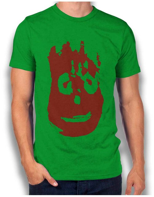 Wilson Cast Away T-Shirt gruen-green L