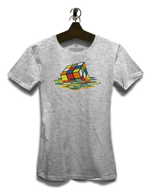 7ea31041 Sheldons Cube Damen T-Shirt | SHIRTMINISTER, 19,95 €