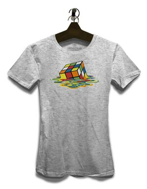 Sheldons Cube Damen T-Shirt