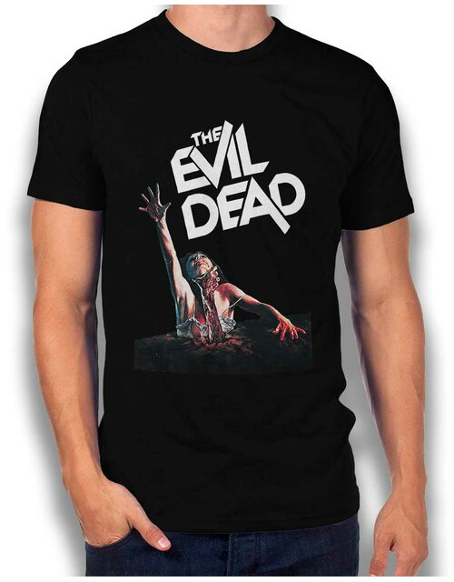 The Evil Dead T-Shirt schwarz L