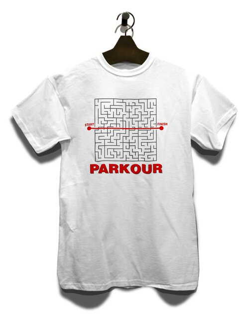Parkour Start Finish T-Shirt