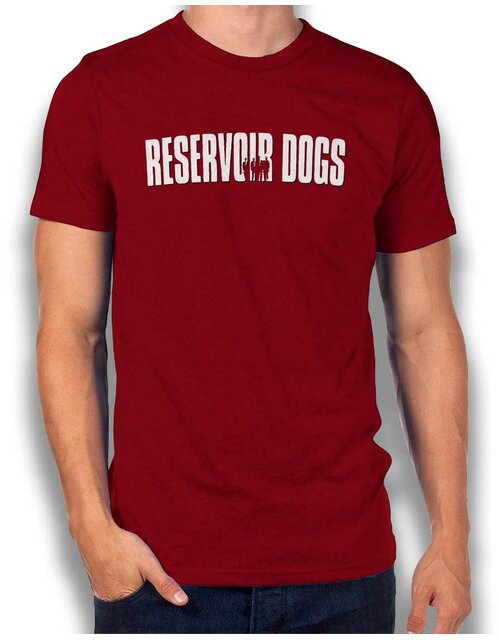 Reservoir Dogs T-Shirt bordeaux L