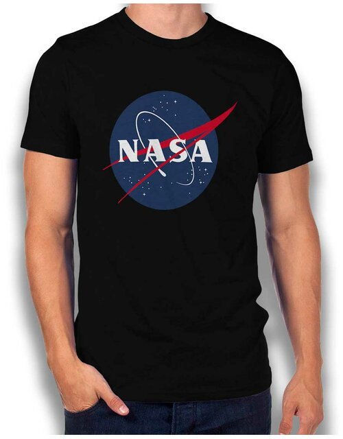 Nasa 2 T-Shirt black L
