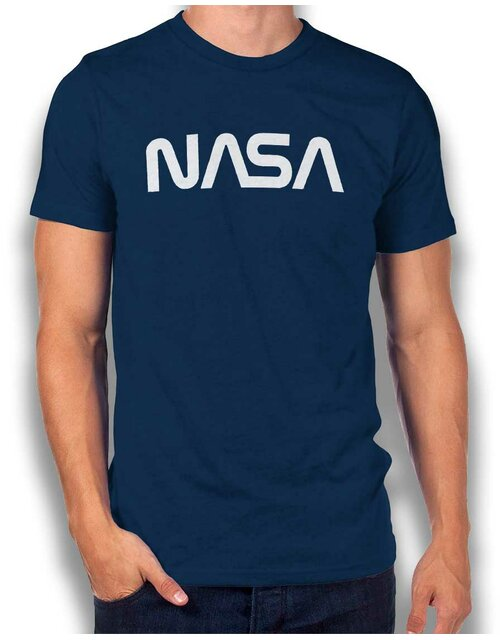 Nasa T-Shirt navy L
