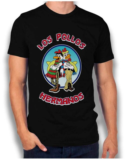 Los Pollos Hermanos T-Shirt black L
