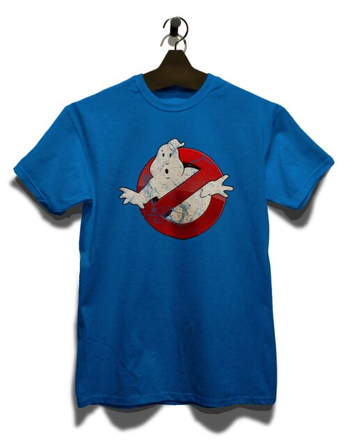 Ghostbusters Vintage T-Shirt royal L